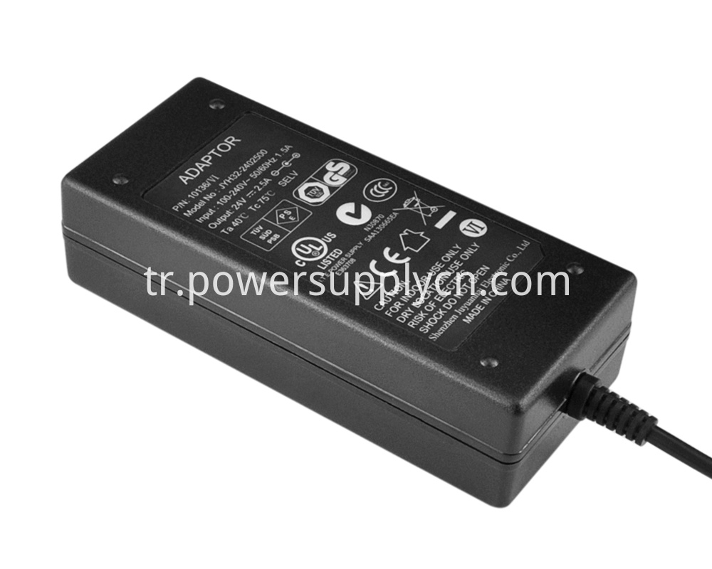 LED lighting power adapter