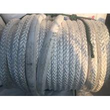 12-Strang-Chemiefaser-Seile-Festmacher Polypropylen, Polyester gemischt, Nylonseil