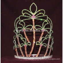 rhinestone tree tiara