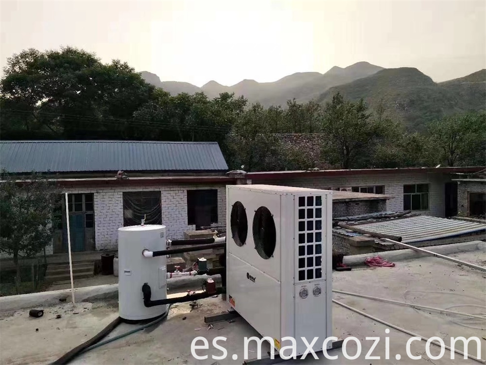 Customized High Temperature Heat Pump