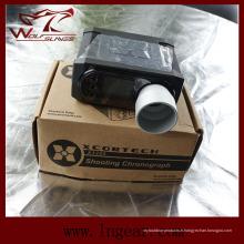 Nouveauté chasse Chronoscope X3200 lecteur de vitesse tactique Airsoft chronographe