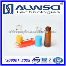 4ml Klarglas Schraubgewinde hplc Schreibfläschchen