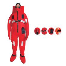 Marine anti-exposure suit,survival lifesaving immersion suit RSF-11
