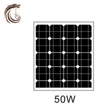 Paneles solares fotovoltaicos flexibles de 50W