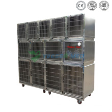 Vet Clinic Stainless Steel Large Dog Cage