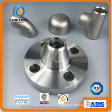 ASME B16.5 Stainless Steel Wn Forged Flange with OEM Service (KT0257)