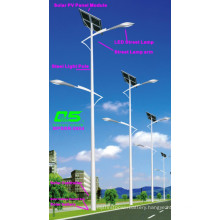 WPSRR-8904 3~15m Municipal Road Hot DIP Galvanized Steet Light Pole style