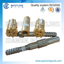 T38 Retrac 64mm and 70mm Drill Bit for Bench Drilling