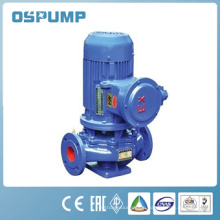EX motor ISG vertical centrifugal pipeline pump with high pressure
