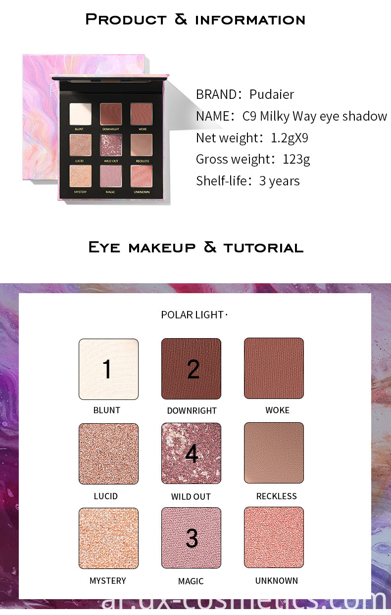 C9 Eye Shadow style 3