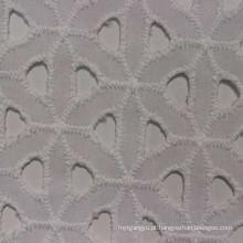 rolos de tecido 100% algodão de musselina de algodão orgânico