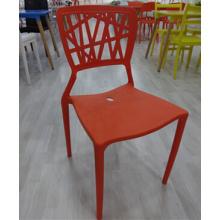 Moderner Stuhl Möbel aus China armlosen Plastikstuhl in guten Preis