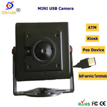 0.3MP 3.7mm Mini Digital USB Video Camera for ATM (SX-608)