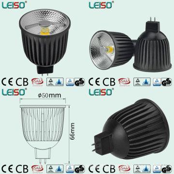 COB LED Spotlight with Patent Design