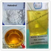 Prohormone esteroide Halodrol / Turinadiol50 / H-Drol para Muscle Mass 2446-23-3