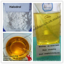 Halodrol stéroïde de Prohormone / Turinadiol50 / H-Drol pour la masse 2446-23-3 de muscle