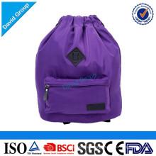 Eco Friendly Low price personalized print drawstring bag