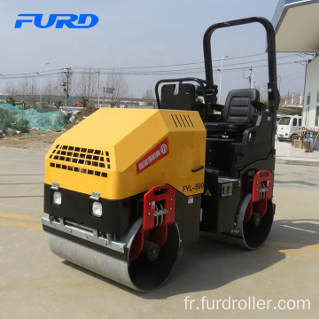 Vibrating Road Roller Diesel Double Drum Compactor