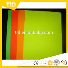 Filme fluorescente cor adesivo pvc vinil de corte com ótimo preço