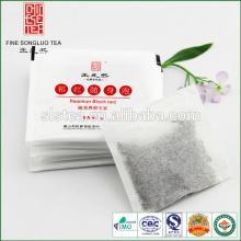 Polvo chino del té negro de Keemun para hacer la bolsita de té