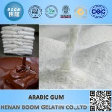 Арабский порошок камедь в качестве Полирующего вещества в шоколаде