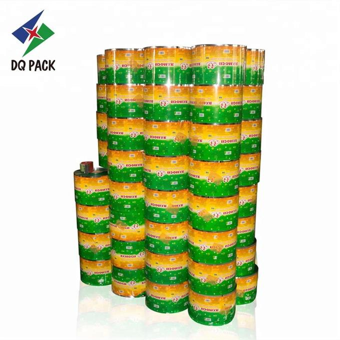 Laminated Plastic Packaging Film