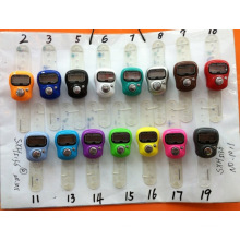 Colorful promotional gift silicone digital watch