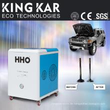 Waschmaschine für Kohlenstoffentferner