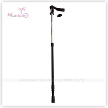 3-Section Aluminum Hiking Stick for Climbing