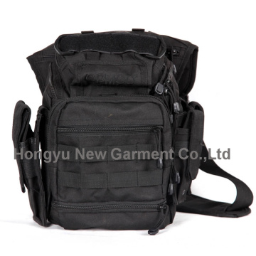 Kundenspezifische Oxford Large Capacity Military Tactical Laptop Rucksack (HY-B078)