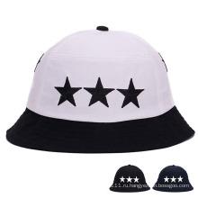Высокое качество вышитые хлопок Twill Leisure Bucket Hat (YKY3248)