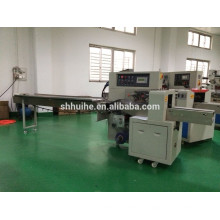 Automatic nails, heading, thread rolling packing machine