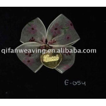 Accessoire papillon au crochet