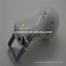 Lampe torche rechargeable solaire