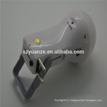 solar led rechargeable flashlight