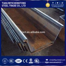 M perfil Frio chapa de aço formada a frio preço Q235