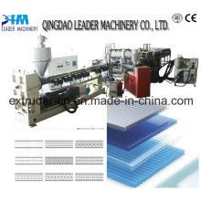 Máquina de extrusão de folha de Lexan / máquina de extrusão de folha