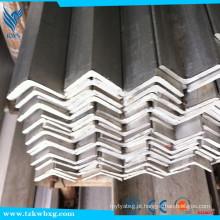 316 barras de ângulo em conserva de aço inoxidável iguais com certificação CE