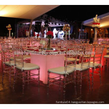 Direct manufacturers, wholesale stackable hotel acrylic chair with great price
