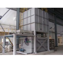 Luftabschreckofen für Aluminiumgussteile