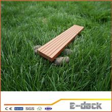 Cubierta sólida impermeable del decking / de madera sólida decking compuesto / cubierta sólida del wpc