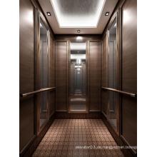 SGS Approved Passenger Elevator für Luxuriöses Hotel