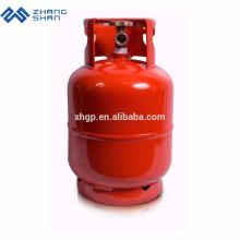 5 kg Compressed LPG Gas Cylinder Bottle of China Manufacturer
