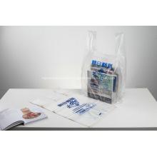 Newspaper Carrying Plastic Tube Bags