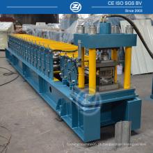 CE personaliza a máquina de moldagem do rolo frio da porta do obturador