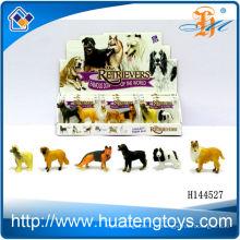 Оптовая дешевая пластмассовая животная зоопарк животных ферма / дикое животное для ребенка