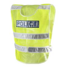 Yellow Security Police Safety Vest