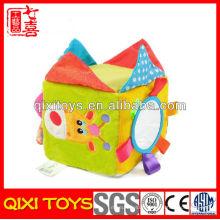Dernière conception de haute qualité en peluche bébé peluche jouets