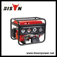 BISON (CHINA) 3kw Tatsächliche Nennleistung Kupfer 10 PS Generator