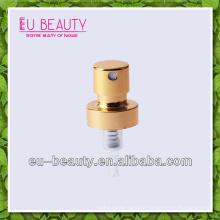Dia.20mm shiny gold sprayer pump